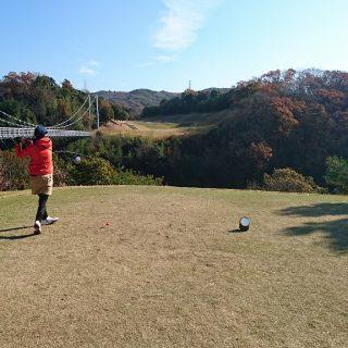 口コミで人気のゴルフバー・練習の成果