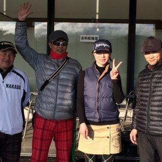 新生ホームサービスゴルフ部メンバー
