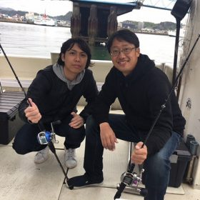 新生ホームサービス評判釣り師2名が、タイを求めて口コミ頼りに岡山へ!