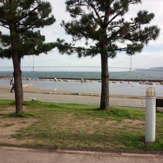 大蔵海岸の景色
