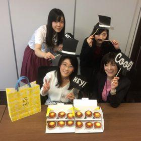 神戸初上陸!!超話題のチーズタルト「BAKE」を満喫!!