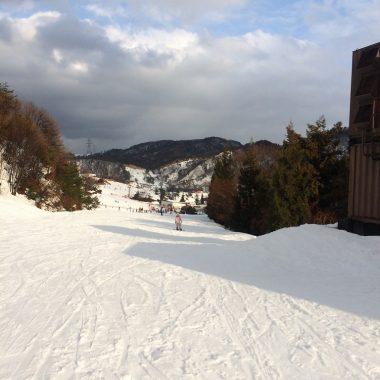 2018年平昌オリンピック効果でウインタースポーツが盛り上がる時期に、話題のスノーボードを楽しみました。