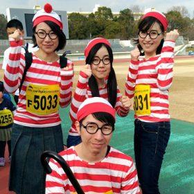 大好評 噂のイベント「ABC万博たこやきマラソン2018」に参加しました!!