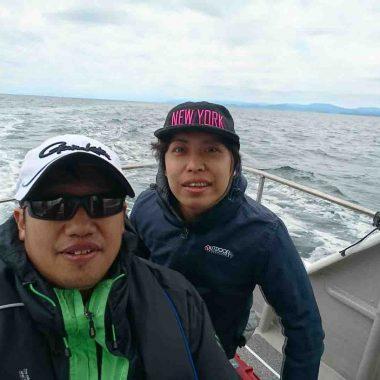 三重県志摩沖 釣り船スーパーライトジギング