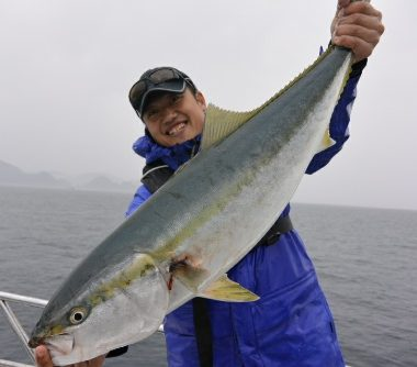 日本海ジギング大会参加