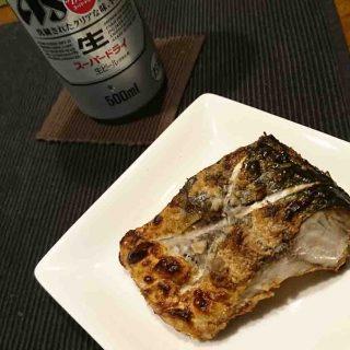サバの塩焼き