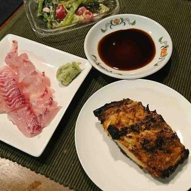 サバ・イサキ料理