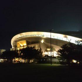 話題のヴィッセル神戸の試合観戦