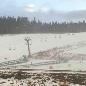 待ちに待ったスノボシーズン!スキージャム勝山で今冬の第一回目の活動