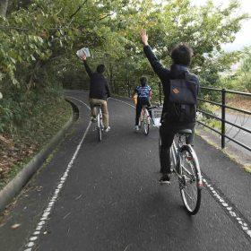 釣り部なのに鳥取自転車さんぽ