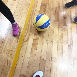 楽しいバレーボール
