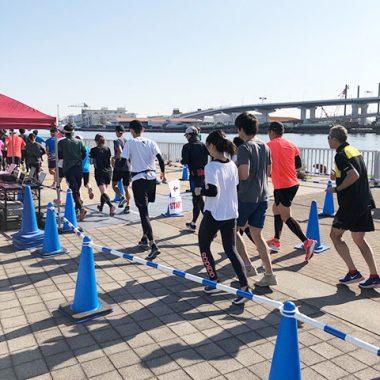 2時間耐久リレーマラソン!HAT神戸inなぎさ公園