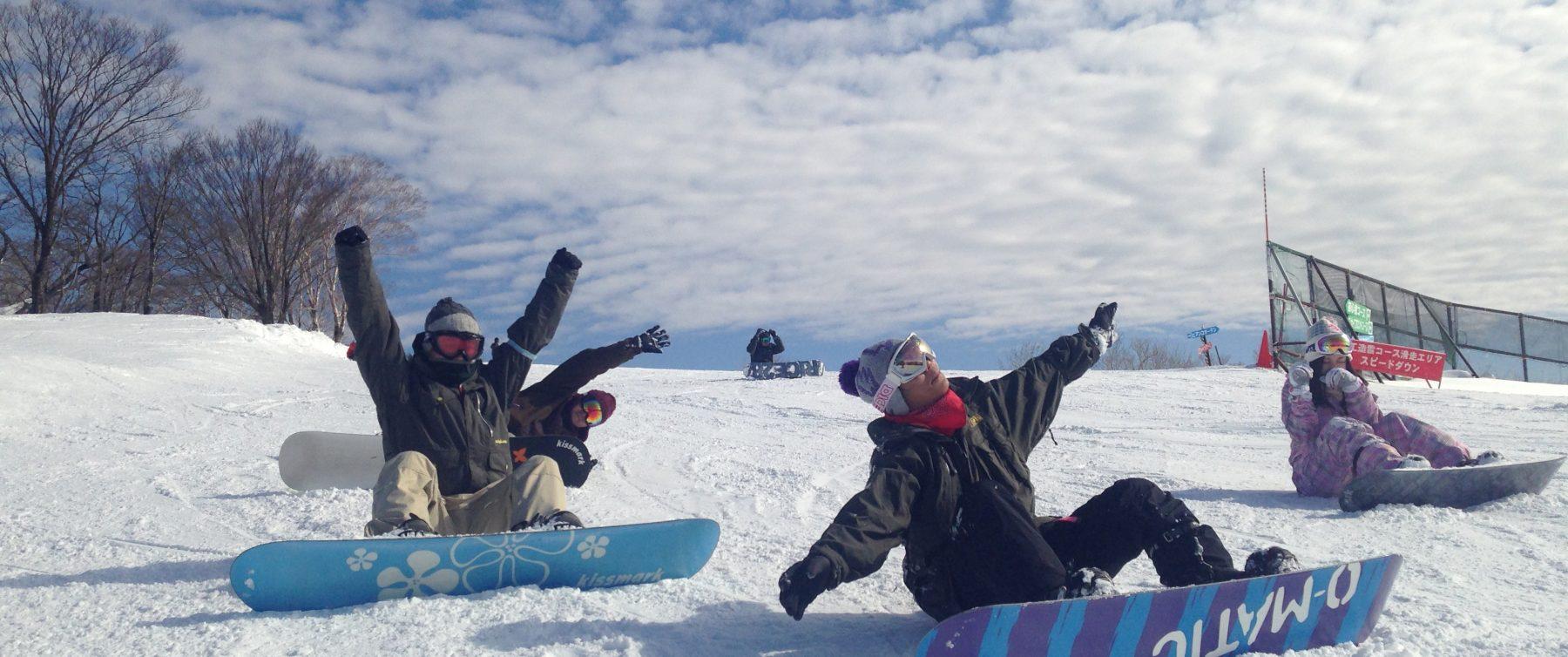 スノーボード部