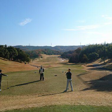 口コミで集まった評判のゴルファー達でゴルフ部初ラウンド!