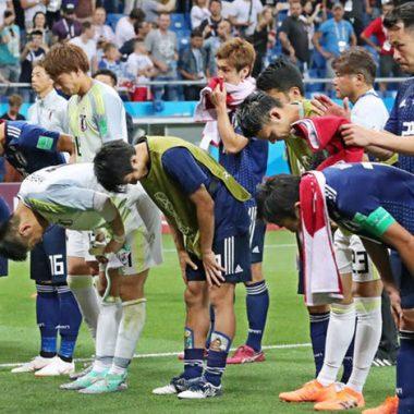 2018 ワールドカップ ロシア大会 日本代表の総括